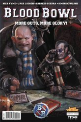 Titan Comics's Blood Bowl: More Guts, More Glory Issue # 1b
