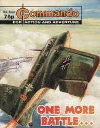 D.C. Thomson & Co.'s Commando: For Action and Adventure Issue # 3393