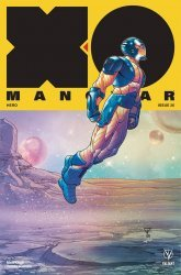 Valiant Entertainment's X-O Manowar Issue # 26d