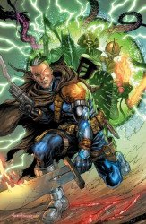 Marvel Comics's Cable Issue # 5unknown-b