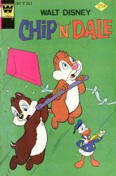 Gold Key's Chip 'n' Dale Issue # 34whitman