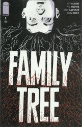 Image Comics's Family Tree Issue # 1