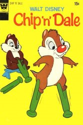 Gold Key's Chip 'n' Dale Issue # 14whitman
