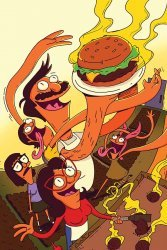 Dynamite Entertainment's Bob's Burgers Issue # 1b