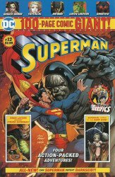 DC Comics's Superman Giant Giant Size # 12