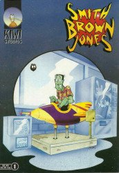 Kiwi Studios's Smith Brown Jones Issue # 1