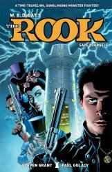 Dark Horse's The Rook TPB # 1