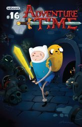 kaboom!'s Adventure Time Issue # 16b