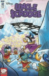 IDW Publishing's Uncle Scrooge Issue # 42