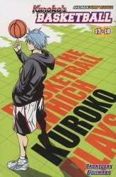 Viz Media's Kuroko's Basketball Soft Cover # 17 & 18