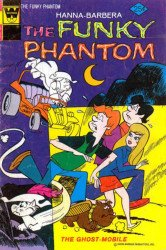 Gold Key's Funky Phantom Issue # 12whitman