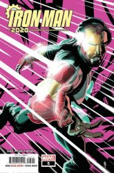 Marvel Comics's Iron Man 2020 Issue # 5