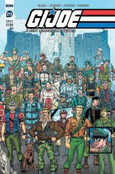 IDW Publishing's G.I. Joe: A Real American Hero Issue # 273b