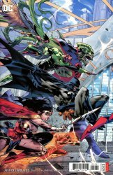 DC Comics's Justice League Issue # 20d