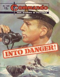 D.C. Thomson & Co.'s Commando: War Stories in Pictures Issue # 1409