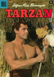 Dell Publishing Co.'s Tarzan Issue # 90b