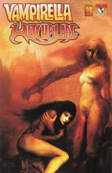 Harris Comics's Vampirella / Witchblade: Union of the Damned Issue # 1c