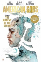 Dark Horse Comics's American Gods: Moment of the Storm Hard Cover # 1