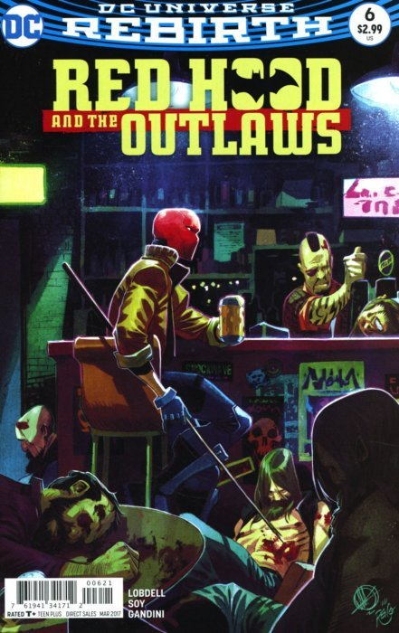 Red hood and the outlaws 19b dc comics comicbookrealm dc comicss red hood and the outlaws issue 6b sciox Images