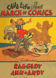 Western Printing Co.'s March of Comics Issue # 23c