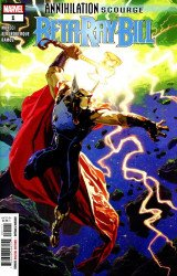 Marvel Comics's Annihilation Scourge: Beta Ray Bill Issue # 1