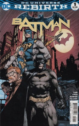 DC Comics's Batman Issue # 1d