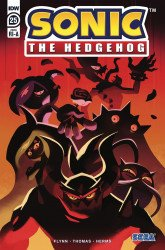 IDW Publishing's Sonic the Hedgehog Issue # 25ri
