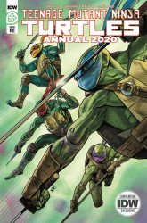 IDW Publishing's Teenage Mutant Ninja Turtles Annual # 2020 - idw