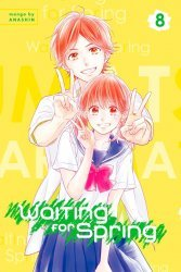 Kodansha Comics's Waiting For Spring Soft Cover # 8