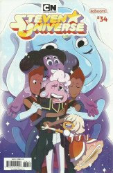 KaBOOM!'s Steven Universe Issue # 34