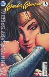 DC Comics's Wonder Woman: 75th Anniversary Special Issue # 1c