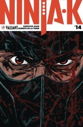Valiant Entertainment's Ninja-K Issue # 14