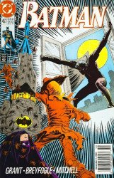 DC Comics's Batman Issue # 457b
