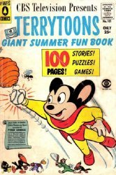 Pines's Terrytoons: Giant Summer Fun Book Issue # 101