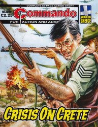 D.C. Thomson & Co.'s Commando: For Action and Adventure Issue # 5249