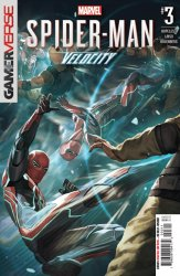 Marvel Comics's Spider-Man: Velocity Issue # 3