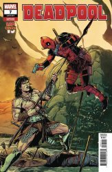 Marvel Comics's Deadpool Issue # 7c