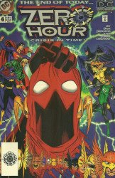 DC Comics's Zero Hour: Crisis in Time Issue # 4b