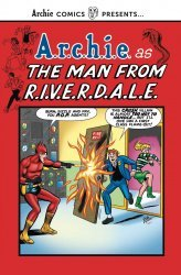 Archie Comics Group's Archie: The Man From R.I.V.E.R.D.A.L.E. TPB # 1-2nd print