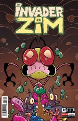 Oni Press's Invader Zim Issue # 27