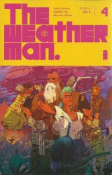 Image Comics's The Weatherman Issue # 4