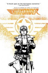 IDW Publishing's Wild Blue Yonder Hard Cover # 1