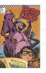 Atomic Chimp Press's Hero Camp Issue # 3
