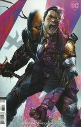 DC Comics's Deathstroke Issue # 38b