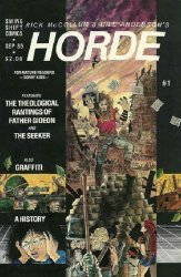 Swing Shift Comics's Horde Issue # 1