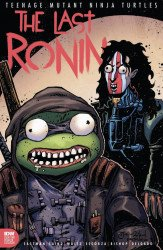 IDW Publishing's TMNT: The Last Ronin Issue # 2kesi-a