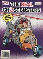 Marvel UK's The Real Ghostbusters Issue # 76