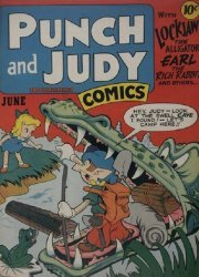 Hillman Publications's Punch and Judy Comics Issue # 11