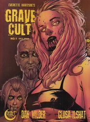 Occult Press's Grave Cult Issue # 1b