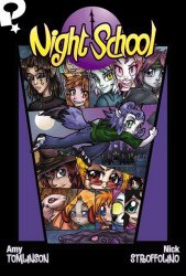 Arcana Studios's Night School Soft Cover # 1